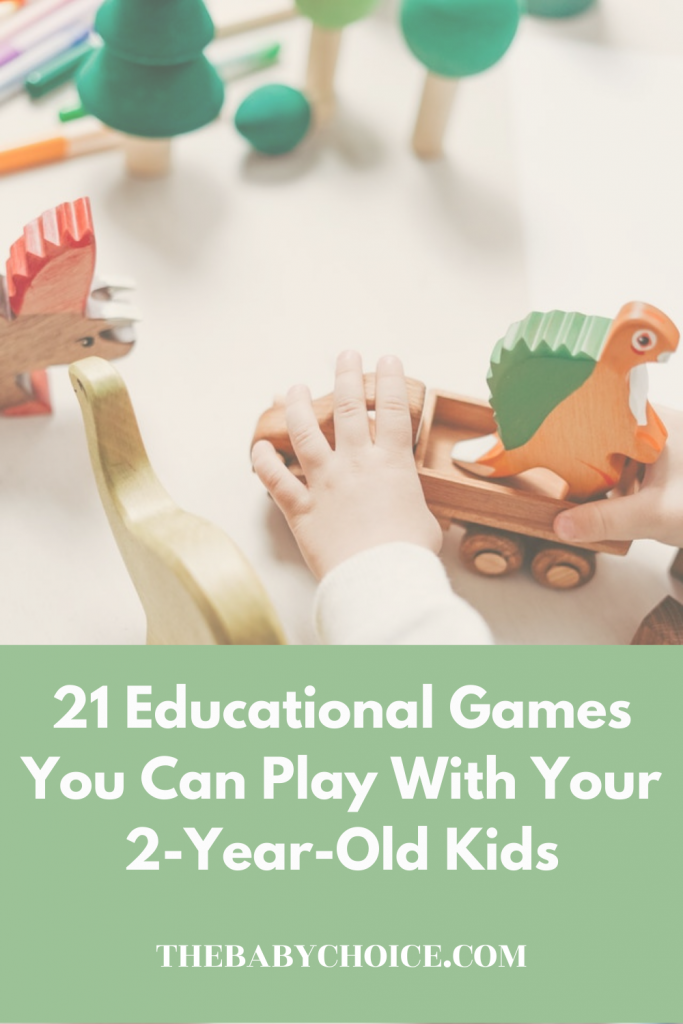 21 Educational Games You Can Play With Your 2-Year-Old Kids 1