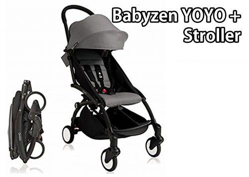 Babyzen Yoyo Stroller Black Grey The Baby Choice