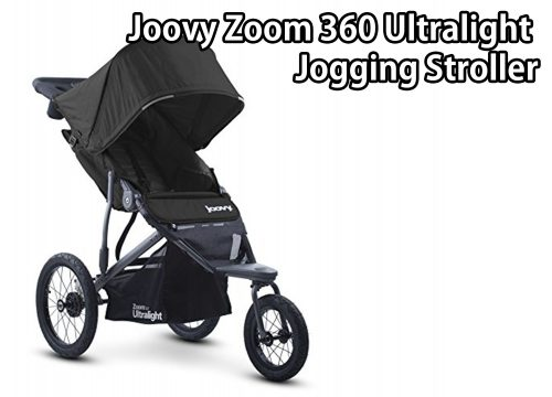 JOOVY Zoom 360 Ultralight Rain Cover
